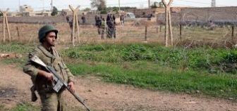 В Турции задержаны иностранцы, пытавшиеся нелегально пробраться в Сирию