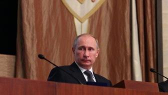 Путин на коллегии ФСБ: 46 шпионов, 258 агентов, 400 экстремистских сайтов