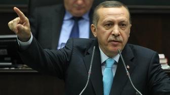 Эрдоган осудил президента Германии