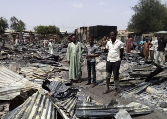 Нигерийские сельчане убили 200 боевиков
