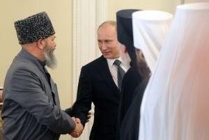Обращение Муфтия Рахимова к Президенту России