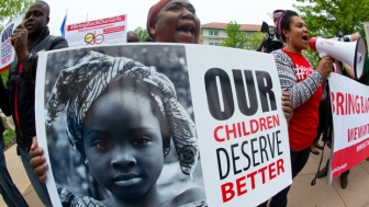 Военные знают, где скрывают нигерийских школьниц