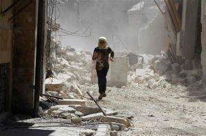 Жертвами войны в Сирии стали более 162 тысяч человек