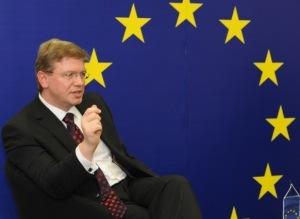 ЕС поможет крымским татарам – Фюле