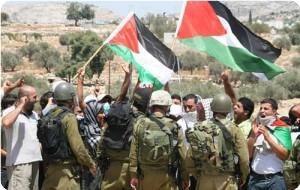 «Израиль» силой разогнал митинг палестинских журналистов
