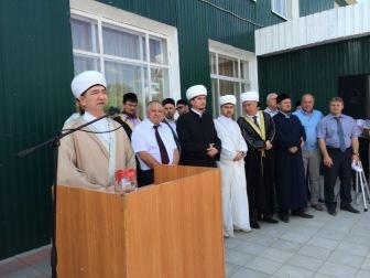 Равиль Гайнутдин посетил самое больше татарское село Европы