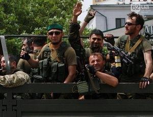 В ходе столкновений в Донецке погибло 40 человек, – мэр (ФОТО 18+)