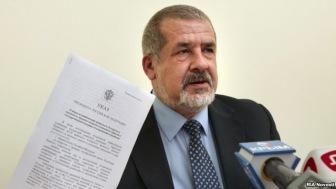 Крымская «прокуратура» не верит адвокату Чубарова