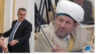 """Муфтия Тюменской области Галимзян-хазрата Бикмулина """"попросили"""""""
