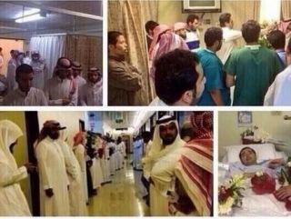 Твит парализованного саудийца вызвал волну сострадания