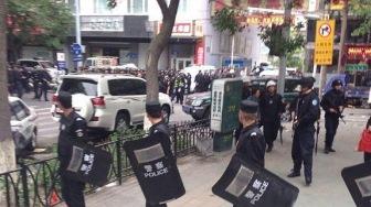 Пекин грозит уйгурам «борьбой с терроризмом»