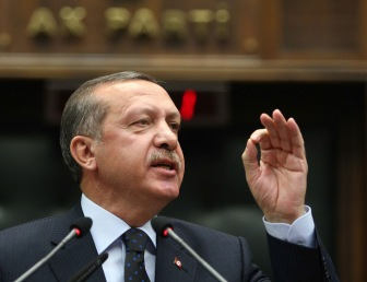 Осуждение Эрдогана израильского нападения на Флотилию свободы  (Архив 2010 года)