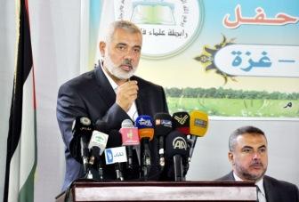 Хания возглавит парламент Палестины