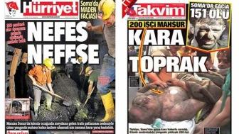 Турецкие СМИ винят в трагедии на шахте Эрдогана