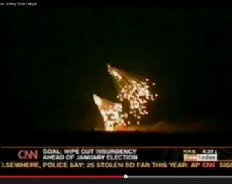 «Россия 24» проиллюстрировала бомбардировку Семеновки запрещенным оружием кадрами из Ирака