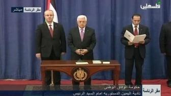 В Палестине появилось правительство национального единства