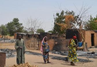 В Нигерии похищены еще 20 женщин