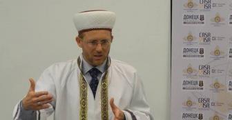 Муфтий Саид Исмагилов: 90% информации об Украине в российских СМИ – наглая и циничная ложь