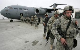 Военные США уходят из Средней Азии