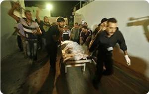 «Израиль» нанёс удары по Газе, есть жертвы и раненые