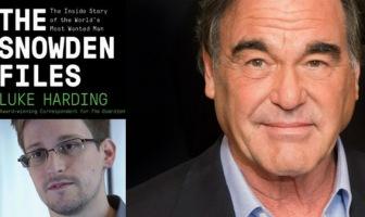 Оливер Стоун снимет фильм о Сноудене