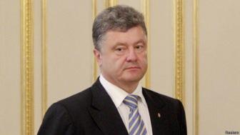 Порошенко сообщил Путину о росcийских танках на Украине