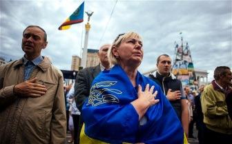 Украина объявила траур по убитым военным