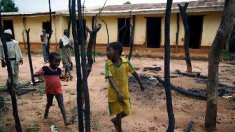 Центральная Африка повторяет боснийский геноцид