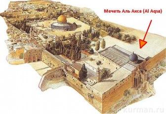Историческая проповедь в мечети аль-Акса