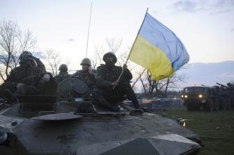 Украинские силовики: более 300 ополченцев убиты в ходе спецоперации