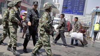 В Китае арестованы 380 уйгуров