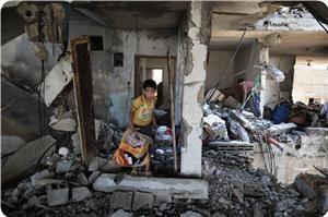 """В праздник Разговения """"Израиль"""" разбомбил детскую площадку... Есть убитые и раненые"""