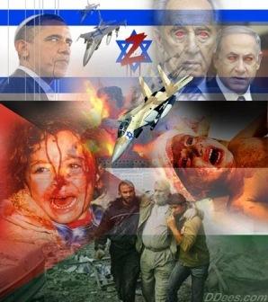 Заживо сожжённый. Евреи устроили страшную расправу над Абу Хадиром