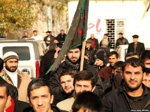 Алиев решил освободить мусульман, осужденных за поддержку хиджаба