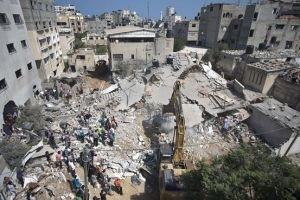 За сутки в Газе погибли более 100 человек
