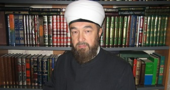 Поздравление Муфтия Нафигуллы Аширова с праздником Ураза-Байрам