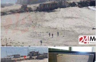 """Видео: """"Израиль"""" убил 4 детей на у берега Газы"""