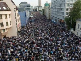 Общественная палата подняла проблему мечетей в Москве