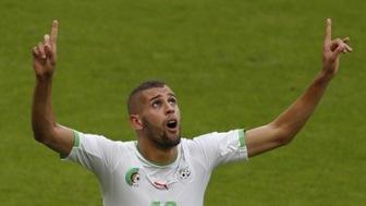 Слимани и другие алжирские игроки пожертвуют премиальные от ЧМ-2014 жителям Газы