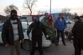 В Краматорске задержан «разведчик» Тунгус, работавший в связке с Бабаем