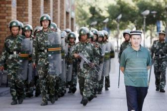 В Китае вынесены массовые приговоры уйгурам