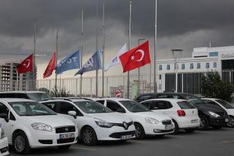 Турция в трауре