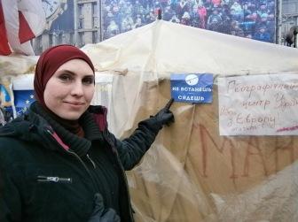 """Амина Окуева: """"Свобода и честь стоят того, чтобы за них бороться и умирать"""""""