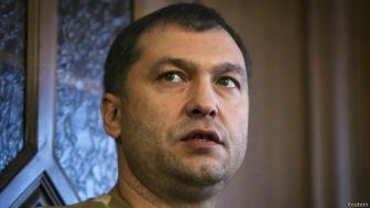 Еще один из лидеров сепаратистов - Болотов сообщил о своей отставке