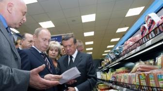 Путин ответил на санкции запретом импорта продуктов которые и так не ввозятся, проведя очередную пиар акцию