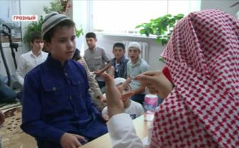 В Грозном подвели итоги 1-го республиканского конкурса среди глухих