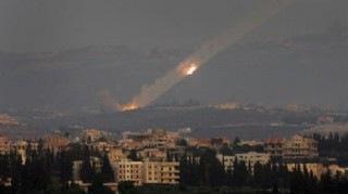 Израильская артиллерия атаковала Ливан