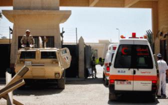 Египет не пустил помощь из Кувейта в Газу