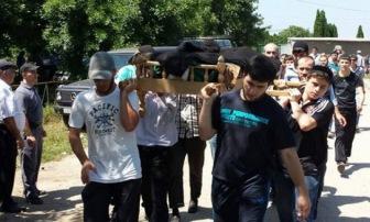 В КБР прошли похороны журналиста и правозащитника Тимура Куашева