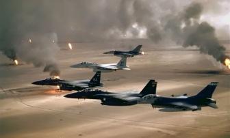 ВВС США нанесли удар по позициям ИГИЛ